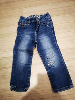 Gap Adjustable Jeans