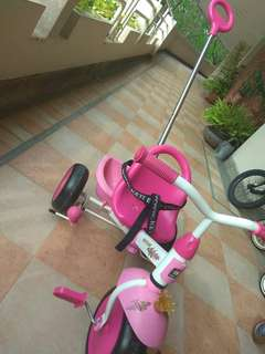 Kettler tricycle ( Princess)