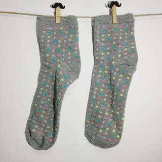Dotty Dots iii Sock