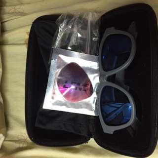Bluetooth sun glasses