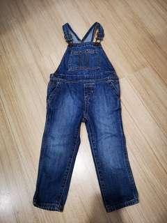 Gap Jeans Jumpsuit