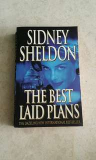 Story book - Sidney Sheldon - The Best Laid Plan
