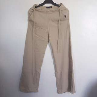 High waist Office pants