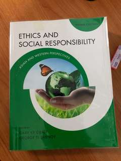 Ethics and Social Responsibility 3rd Edition