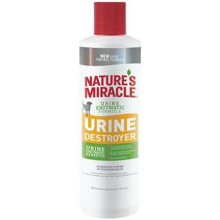 [IN-STOCKS] Nature's Miracle Nm Urine Destroyer Dog Pour,16 oz.