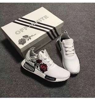 Off white x nmd