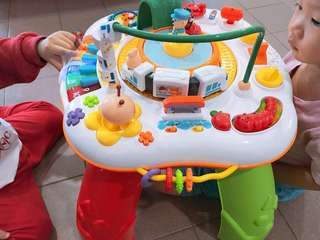 99% new Activities learning table toy
