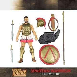 VITRUVIAN H.A.C.K.S. SPARTAN WARRIOR SPARTA'S ELITE