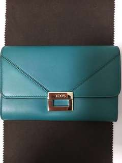 Tods Wallet Brand New with package and bag