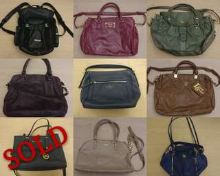 Bags hk$200up