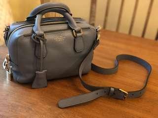 Smythson of Bond Street shoulder bag