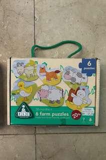 ELC Farm Puzzles