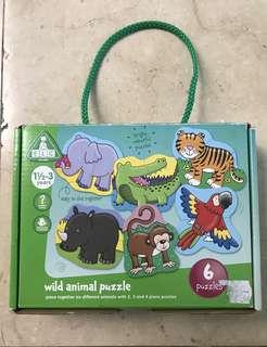 ELC Wild Animal Puzzles