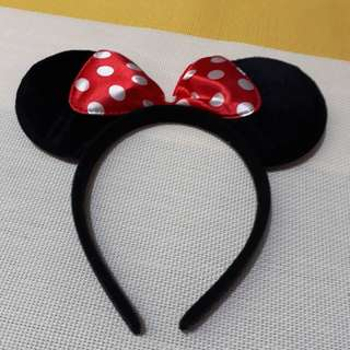 Minnie Mouse ladies / girls head band