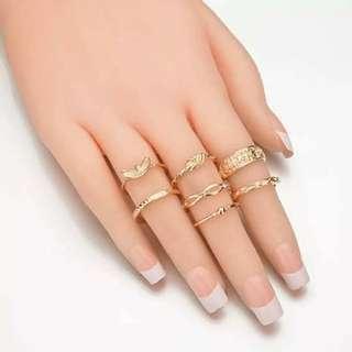 korea 10in1 rings