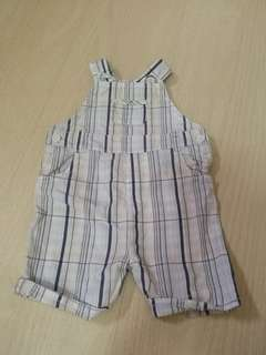 Preloved Mothercare rompers (0-3mths)