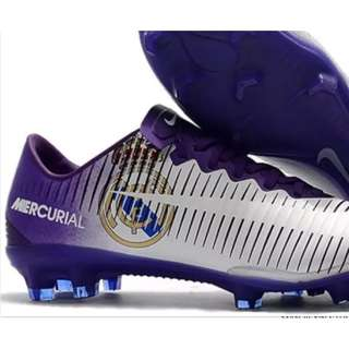 Real Madrid Football Boots Men Superfly Soccer Shoes