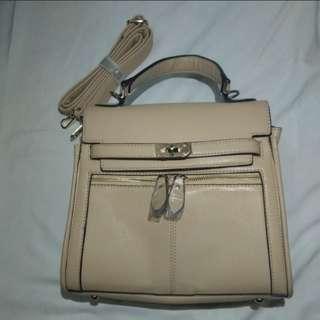 Palomino Creme Bag