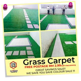 Would you like to #Renovate your outdoor with GrassCarpets?