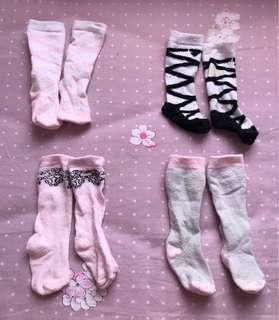kaos kaki sepaha baby girl