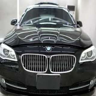 Car glass coating