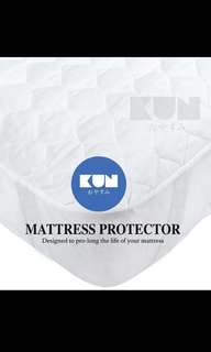 FREE POS MATTRESS PROTECTOR (washable)