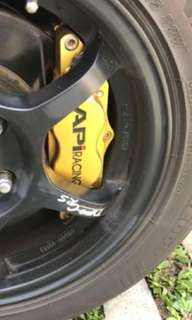 API Racing Brake Kit