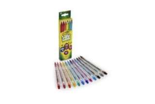 Crayola Silly Scents-Colored Pencil Twistable 12 ct