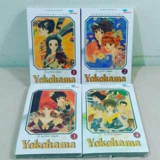 [NEW SEGEL] Komik Yokohama Deluxe 1-4end (Waki Yamato)