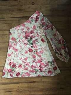 Venus Cut Mini Dress