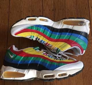 Vintage Nike Airmax 95 2004 edition