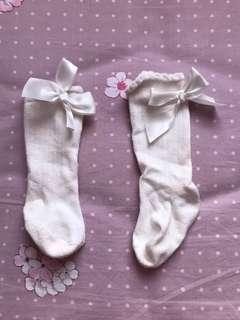 kaos kaki baby girl