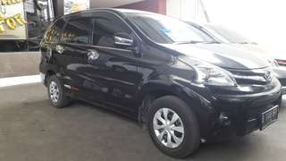 Xenia R sport 2013 manual Hitam