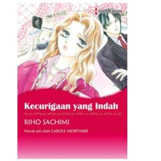 Ebook Kecurigaan yang Indah (The Innocent Virgin) - Riho Sachimi