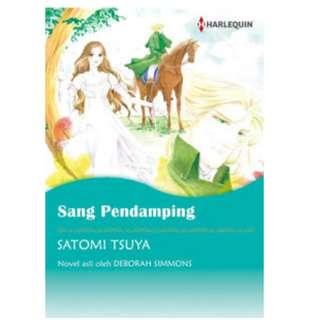 Ebook Sang Pendamping (The Companion) - Satomi Tsuya