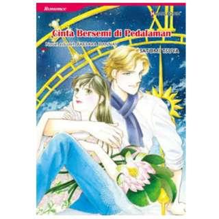Ebook Cinta Bersemi di Pedalaman (Outback with the Boss) - Satomi Tsuya