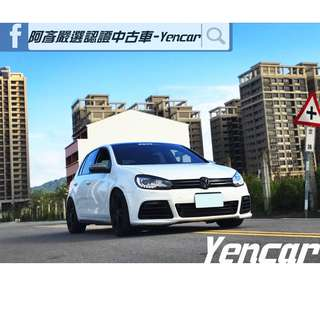 FB搜尋【阿彥嚴選認證車-Yencar】'12年福斯 GTI 小鋼炮 白 、進口車、可全貸、中古車、二手車
