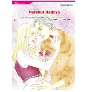 Ebook Merebut Hatinya (Winning the Single Mum's Heart) - Makoto Onishi