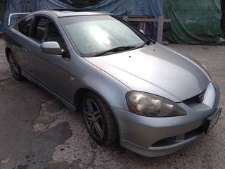 Honda Integra dc5 manual