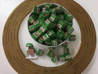 雀巢美祿朱古力粒Milo Eneyrgy Cube 100粒