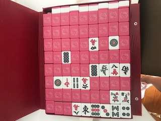 hello kitty mahjong tiles