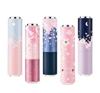 Etude House Lipstick Casing Cherry Blossom Collection