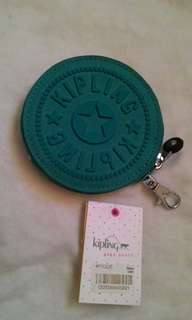REPRICED! Authentic KIPLING Marguerite 3GR - Gorgeous Green Coin Purse