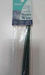 """18"""" Garden Wire (8pcs)"""