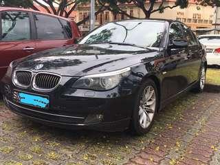 Bmw 520xl lci 2007/08 RM9,300