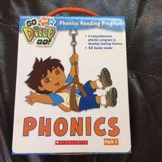 Scholastic phonics diego