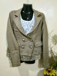 Imported Ladies Blazer