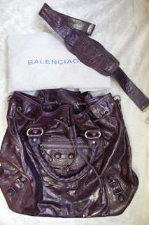 Balenciaga Bucket Bag
