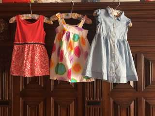 Girl Dress Gap baby