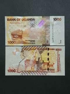 Uganda 1000 Shillings 🇺🇬 !!!